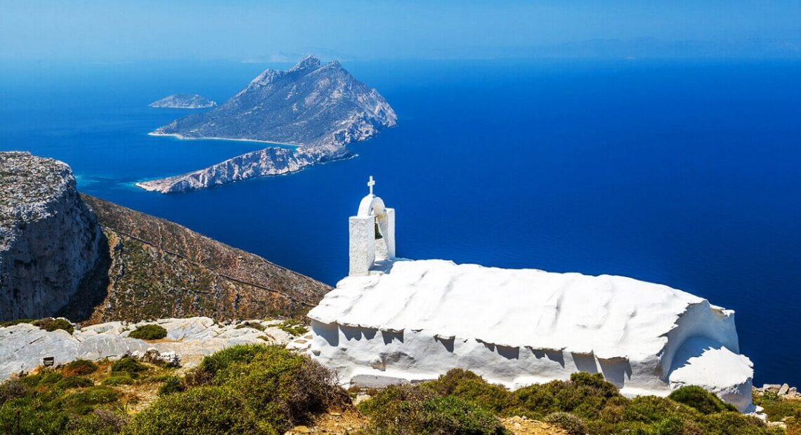Amorgos Welcomes New Travel Agency 'Dream Blue'