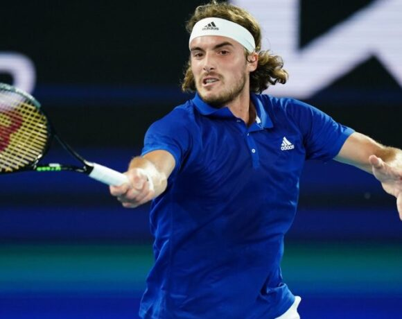 ATP Cup: Με το δεξί στην πρεμιέρα ο Τσιτσιπάς