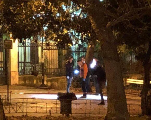 Έκρηξη αυτοσχέδιου εκρηκτικού μηχανισμού έξω από τα δικαστήρια της Ευελπίδων