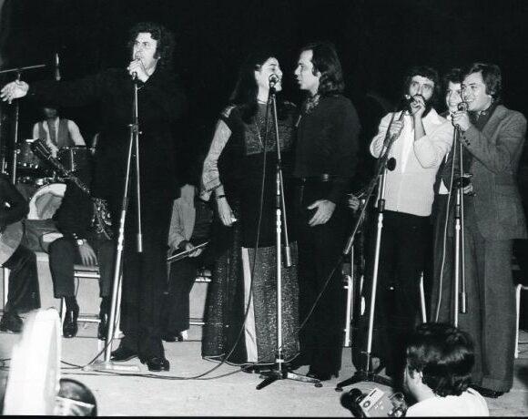 Αντώνης Καλογιάννης : Ο αντιστασιακός αγώνας, η σύλληψη και η πρώτη συναυλία στη Σοβιετική Ένωση