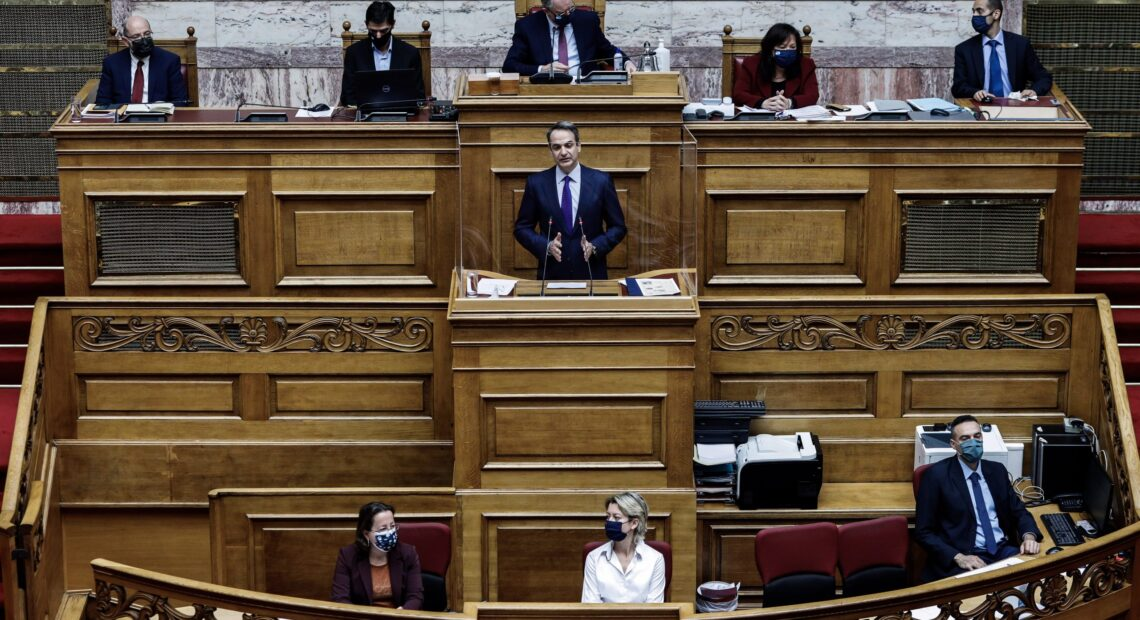 Δέσμη πρωτοβουλιών για το #metoo από τον Μητσοτάκη – Στη Βουλή η ποιότητα του πολιτικού διαλόγου
