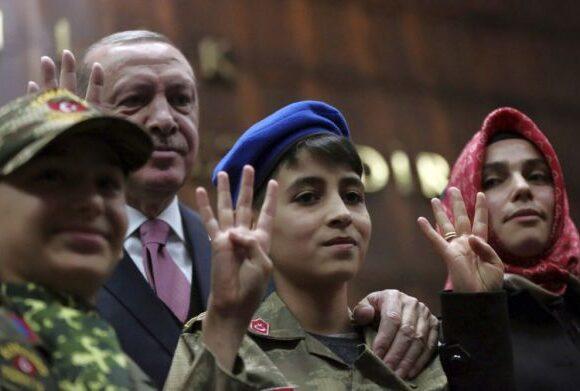 Ερντογάν : Πατρίς, θρησκεία, οικογένεια – το δόγμα του Σουλτάνου