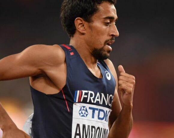 Ευρωπαϊκό ρεκόρ ο Αμντουνί στο Μονακό