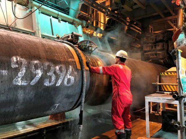 Η Γερμανία ελπίζει στον Μπλίνκεν για την επίλυση της κρίσης με τον Nord Stream 2