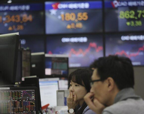 Ισχυρή άνοδος στην Ασία – Άλμα 3,5% στο χρηματιστήριο της Σεούλ