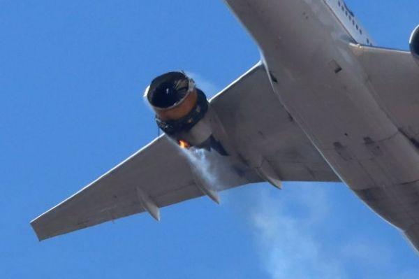 Καθήλωση Boeing 777, μετά την παρ' ολίγον αεροπορική τραγωδία στις ΗΠΑ