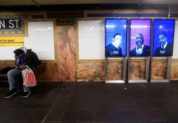 Κοροναϊός : Κλειστά τα 24ωρο μετρό της Νέας Υόρκης – Πού θα πάνε οι άστεγοι