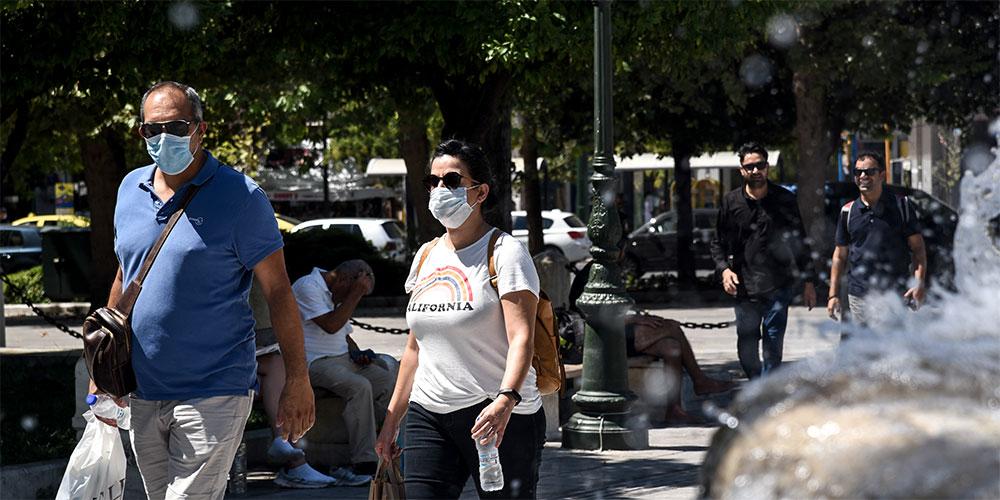 Κορωνοϊός: «Καμπανάκι» για κρούσματα και μεταλλάξεις – Σήμερα οι ανακοινώσεις για τη διπλή μάσκα