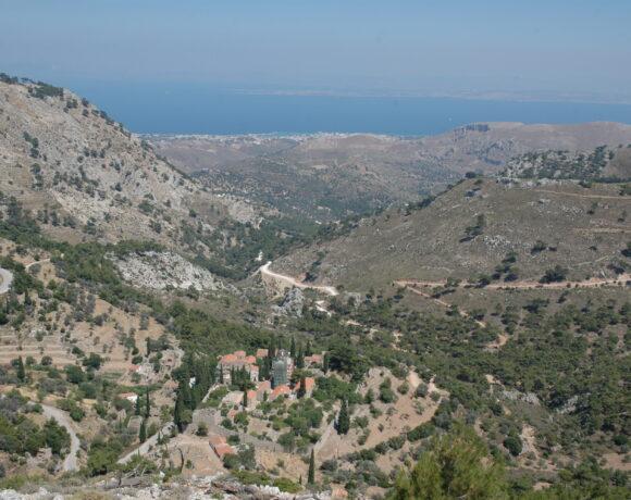 Νέα Μονή : Το σπουδαιότερο θρησκευτικό κέντρο της Χίου επί αιώνες