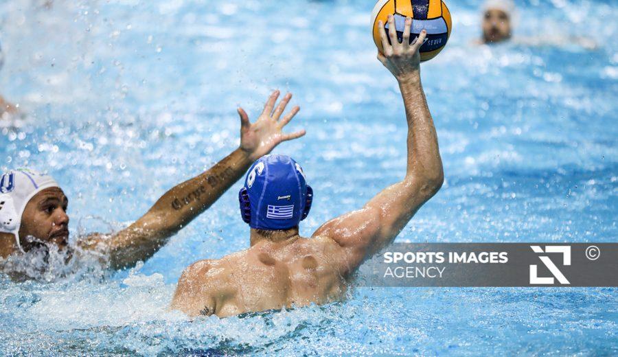 Προ-Ολυμπιακό: Προημιτελικό με Γαλλία η Εθνική (τα ζευγάρια)