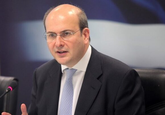 Χατζηδάκης: Δυσκολότερη η ανάταξη της οικονομίας αν η Ελλάδα γίνει Μπέργκαμο