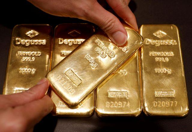 Χρυσός: Εβδομαδιαία πτώση 2,5% – Στο υψηλότερο επίπεδο από το 2011 ο χαλκός