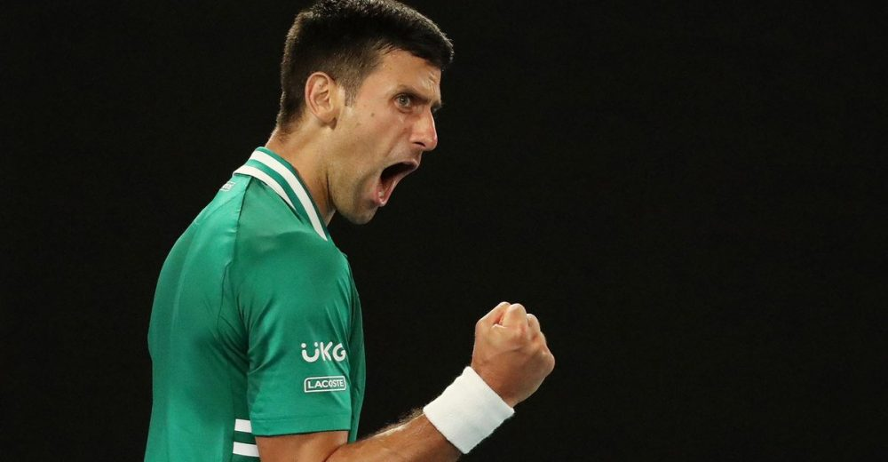Όπεν Αυστραλίας: Ο Τζόκοβιτς περιμένει στον τελικό Μεντβέντεφ – Τσιτσιπά