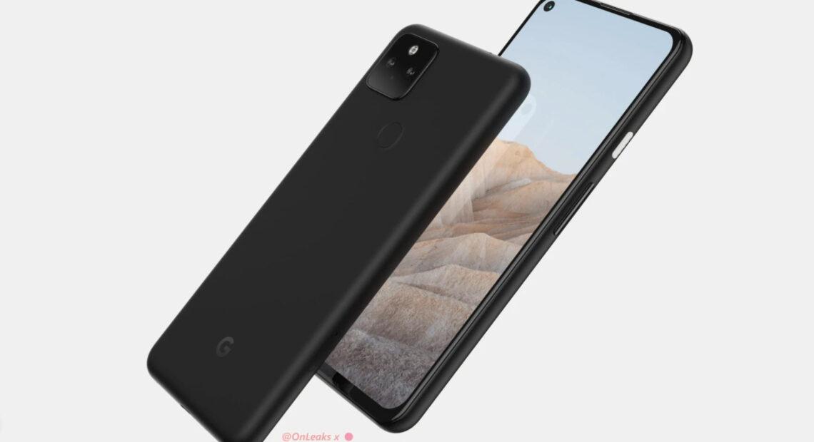 Google Pixel 5a: Έρχεται χωρίς μεγάλες αλλαγές στον σχεδιασμό του