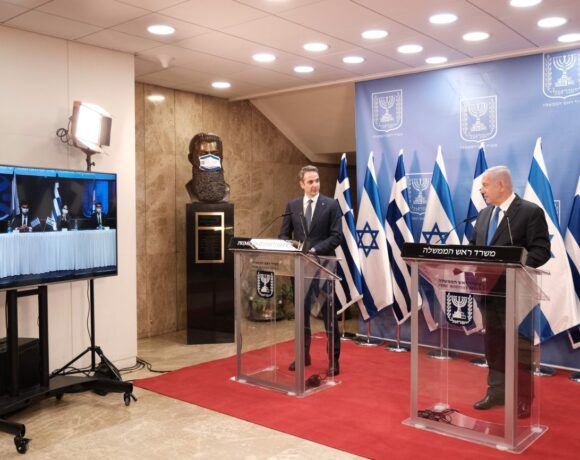 Greece and Israel Agree on Covid-19 Vaccine Passport for Travel