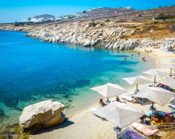 Greece in Top European Destinations for 2021 Flight Bookings