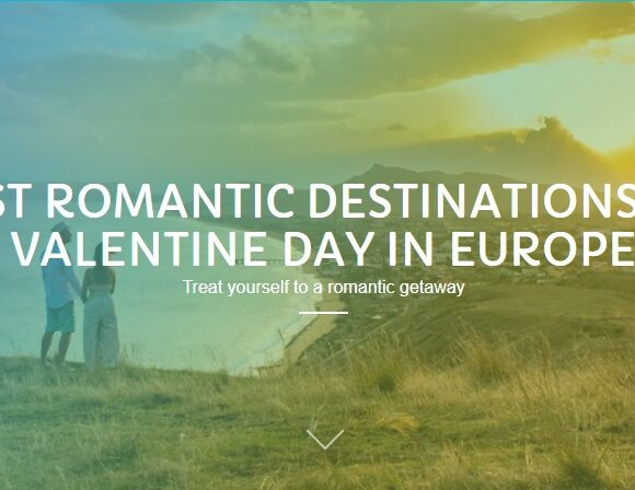 Greece's Oia and Preveli Among Europe's Most Romantic Destinations for Valentine's Day