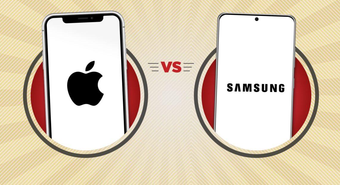 H Apple ξεπερνά τη Samsung σε πωλήσεις παγκοσμίως