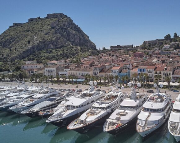 Mediterranean Yacht Show Will Not Take Place in 2021