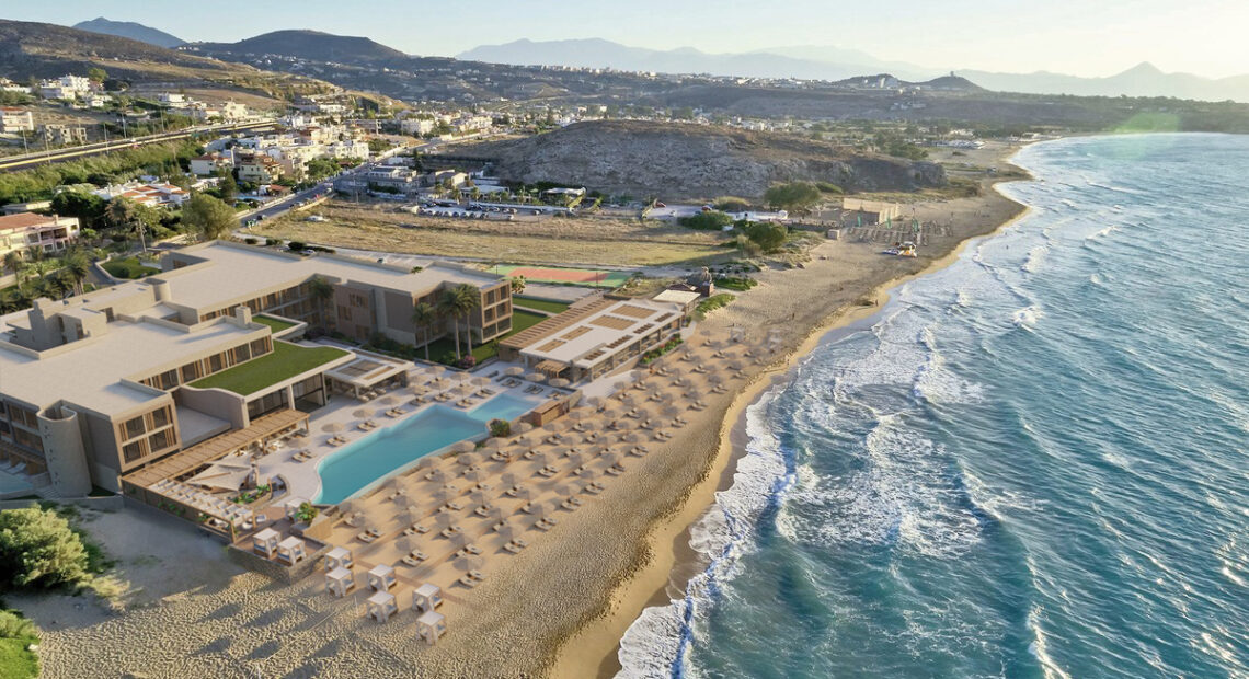 New Luxury Hotels Coming to Greece's Hospitality Market