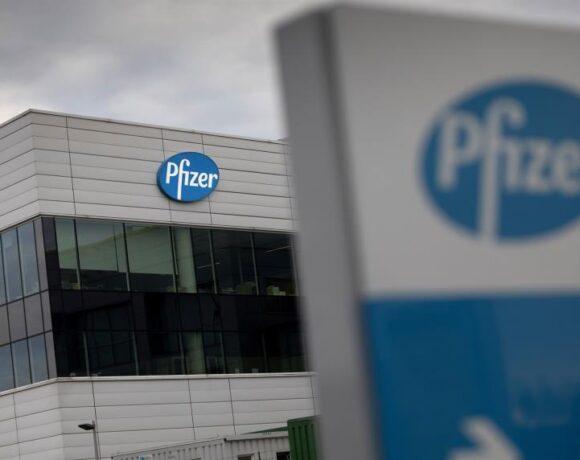 Pfizer: Ολοκληρώθηκαν οι εργασίες στο εργοστάσιο της στο Βέλγιο