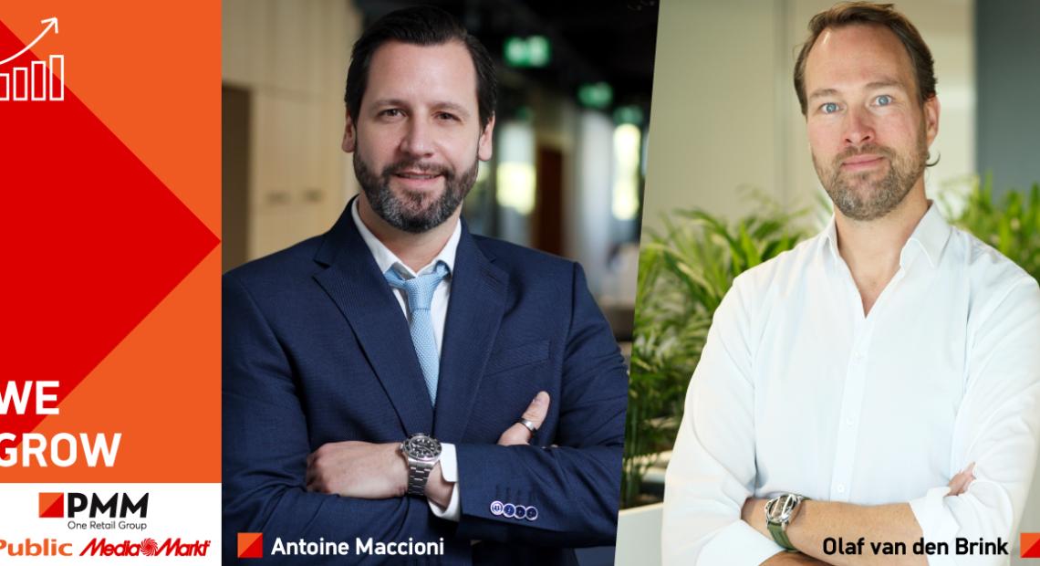 Public-MediaMarkt: Η διοικητική της ομάδα ενισχύεται, με δύο κορυφαία διεθνή στελέχη