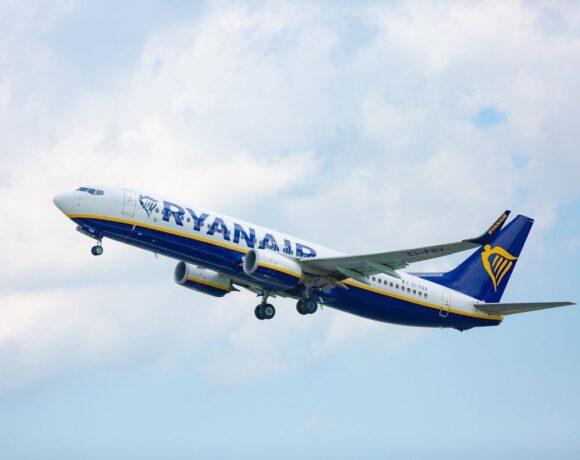 Ryanair: New Zakynthos-Budapest and Santorini-Krakow Routes for Summer 2021