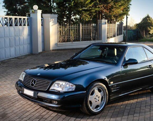 Sotheby's: Δημοπρασία για μια σπάνια ελληνική Mercedes AMG SL73