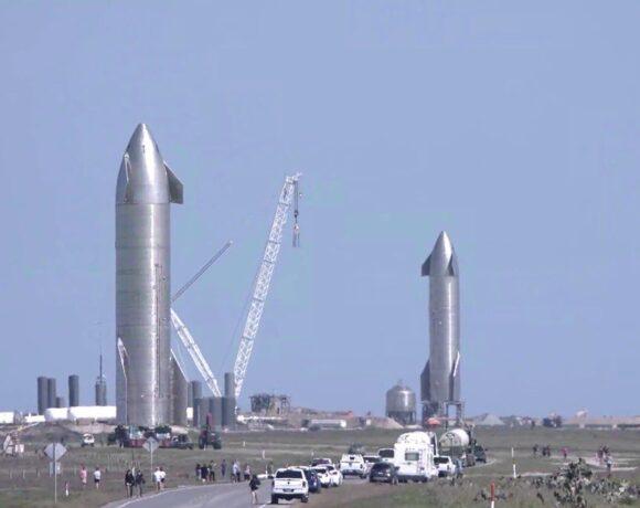 SpaceX: Η στιγμή που εκρήγνυται το διαστημόπλοιο που θα μεταφέρει ανθρώπους στο φεγγάρι (vid)