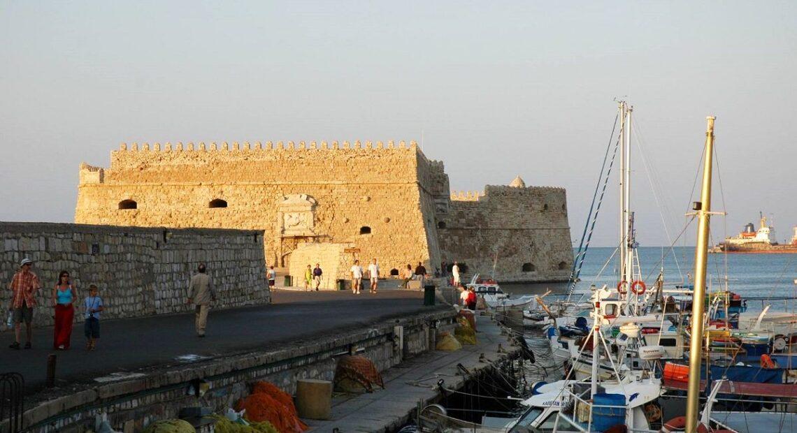 Study: Crete's Positive Health Record Attracts Travelers