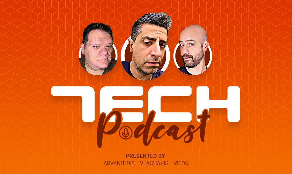 Tech Podcast: Εβδομαδιαίο podcast τεχνολογίας S01E23 – 18/02/2021