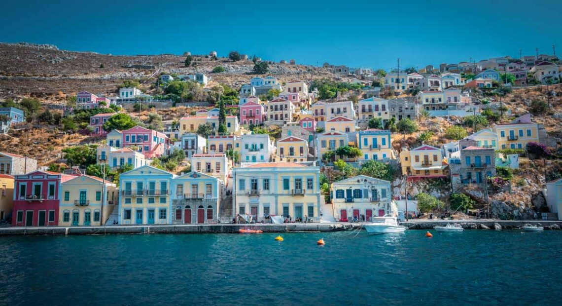 The Telegraph Highlights 15 'Perfect' Greek Islands for post-Covid Travel