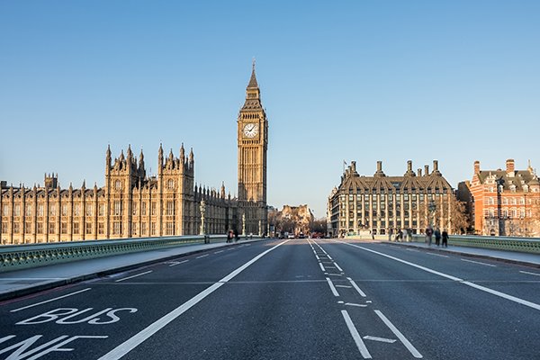 UK Recovery Roadmap Sees Int'l Travel Resuming After May 17