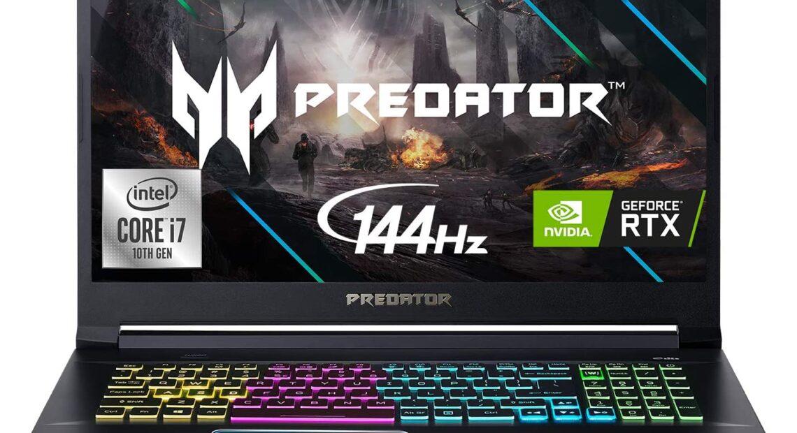 Acer Predator Helios 300: Το Gaming laptop που κάνει τη διαφορά