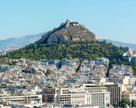 Athens Municipality Takes on Lycabettus Hill Management