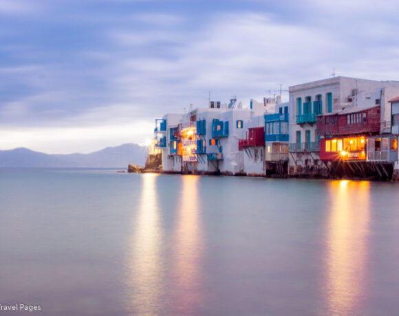 British Press Promotes a Number of Greek Destinations for Travel this Year