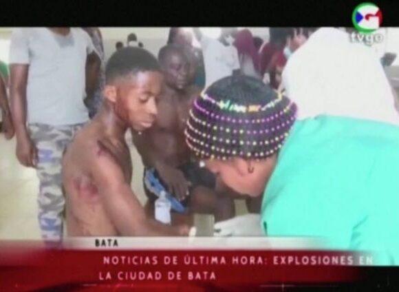 Γουινέα : Απίστευτη τραγωδία από απανωτές εκρήξεις σε στρατόπεδο