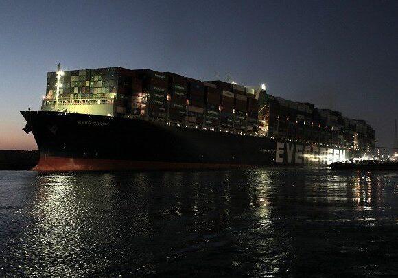 Διώρυγα του Σουέζ: Το Κάιρο θα ζητήσει αποζημίωση από την πλοιοκτήτρια εταιρεία του Ever Given
