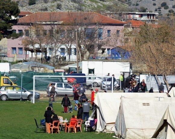 Ελασσόνα: Είδη πρώτης ανάγκης στέλνουν οι επαγγελματίες πωλητές της Αττικής στους σεισμοπαθείς