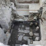 Κάστρο Μυτιλήνης : Αποκαλύφθηκαν οθωμανικό λουτρό και μαρμάρινη πύλη Πρωτοβυζαντινών Χρόνων