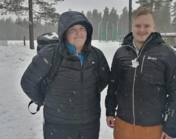 Μεγάλο ευρωπαϊκό ρεκόρ σε πυκνή χιονόπτωση! (video)
