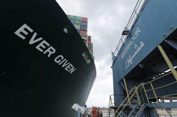 Σουέζ : Η σύγχυση με το πλοίο που «μπλόκαρε» τη Διώρυγα και το… πραγματικό όνομά του