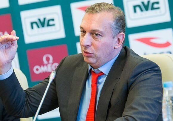 Συνελήφθη ο πρόεδρος της ρωσικής ομοσπονδίας υγρού στίβου