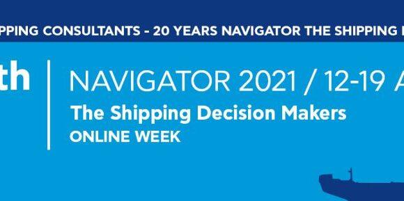 Τον Απρίλιο το «ΝAVIGATOR-The Shipping Decision Makers' Online Week»