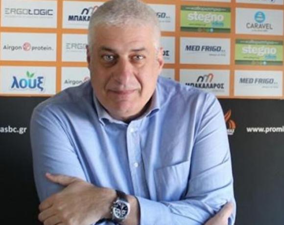 Υποψήφιος πρόεδρος στην τοξοβολία ο Χρυσανθόπουλος
