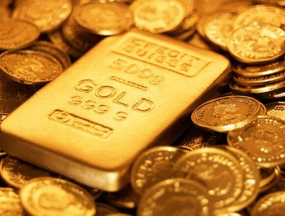 Χρυσός: Σε χαμηλό τριών εβδομάδων