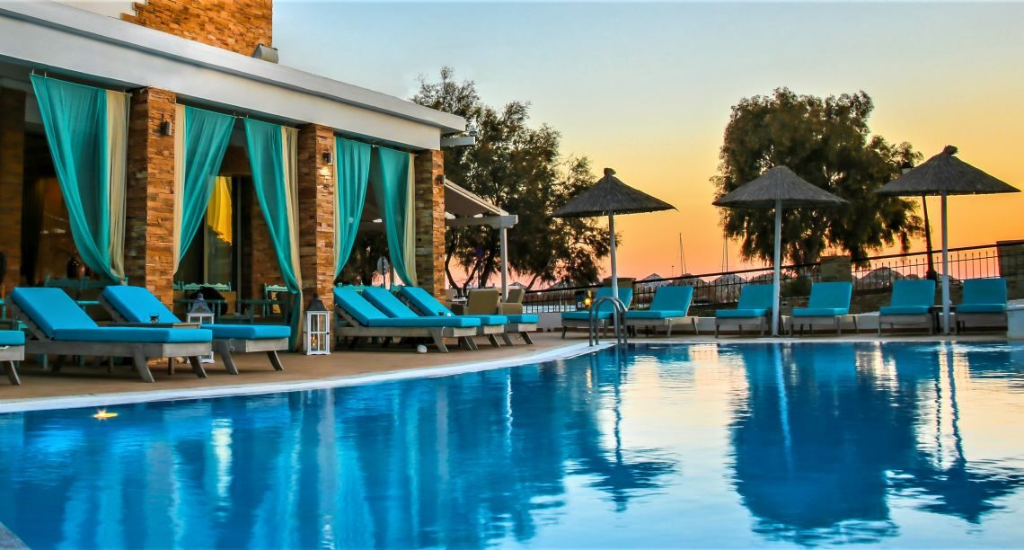 Chryssi Akti on Andros Joins 'Sure Hotel Collection' by Best Western