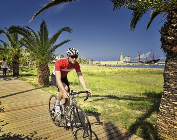 Crete's Rethymnon Becomes 'Bike Friendly' Destination