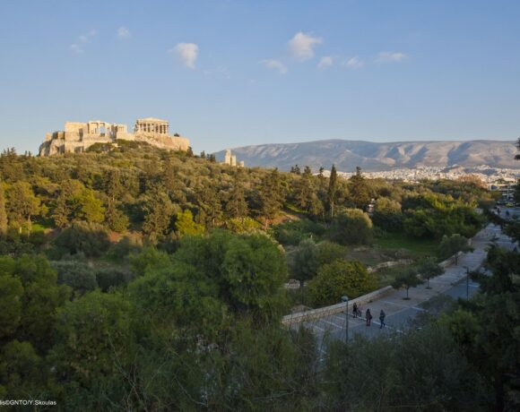 Greece Eases Some Covid-19 Lockdown Restrictions
