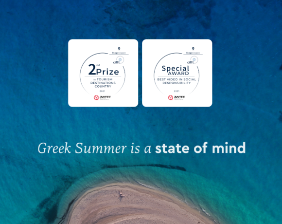 'Greek Summer is a State of Mind' Campaign Honored at Japanese Tourism Film Festival